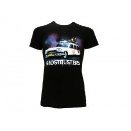 MAGLIA T SHIRT GHOSTBUSTERS ECTO-1