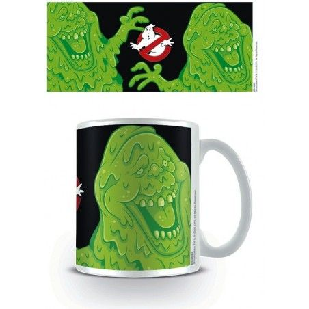 GHOSTBUSTERS SLIMER CERAMIC MUG TAZZA IN CERAMICA