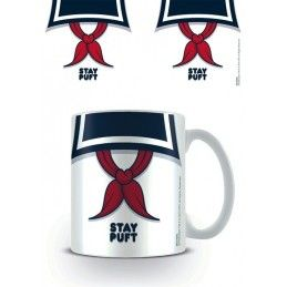 GHOSTBUSTERS STAY PUFT CERAMIC MUG TAZZA IN CERAMICA PYRAMID INTERNATIONAL