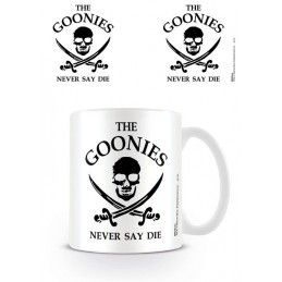 THE GOONIES NEVER SAY DIE CERAMIC MUG TAZZA IN CERAMICA PYRAMID INTERNATIONAL