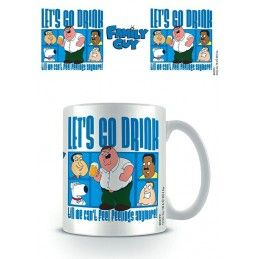 FAMILY GUY GRIFFIN CERAMIC MUG TAZZA IN CERAMICA PYRAMID INTERNATIONAL