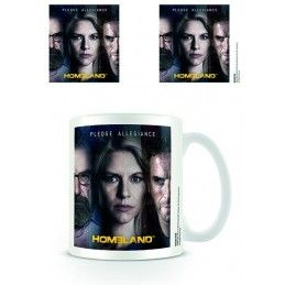 HOMELAND CERAMIC MUG TAZZA...