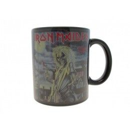 PYRAMID INTERNATIONAL IRON MAIDEN KILLERS CERAMIC MUG TAZZA IN CERAMICA