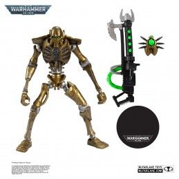 MC FARLANE WARHAMMER 40000 - NECRON 18CM ACTION FIGURE