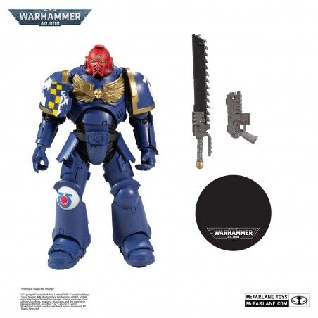 WARHAMMER 40000 - SPACE MARINE 18CM ACTION FIGURE
