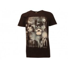 MAGLIA T SHIRT KORN THE PATH OF TOTALITY