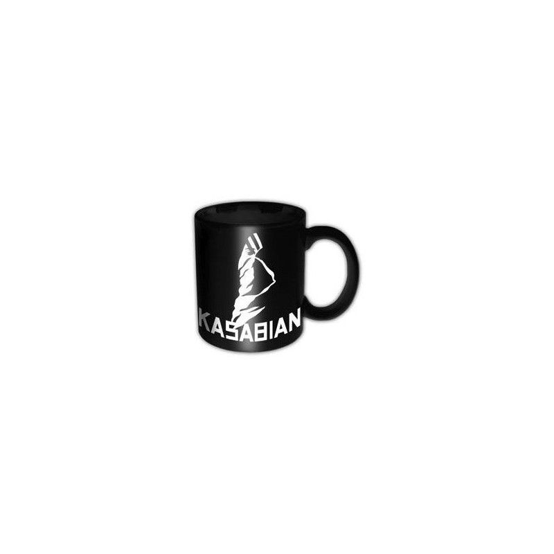PYRAMID INTERNATIONAL KASABIAN LOGO CERAMIC MUG TAZZA IN CERAMICA