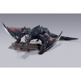 BANDAI MONSTER HUNTER WORLD NARGACUGA S.H. MONSTERARTS FIGUARTS ACTION FIGURE