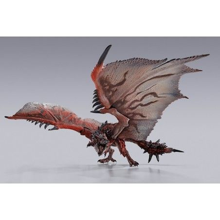 MONSTER HUNTER WORLD RATHALOS S.H. MONSTERARTS FIGUARTS ACTION FIGURE