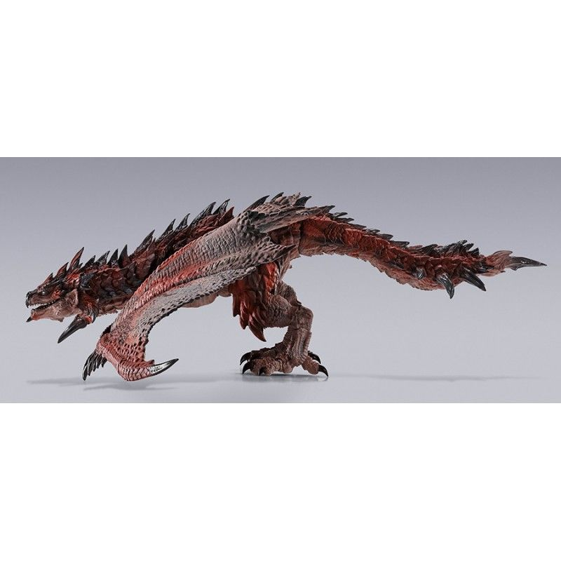 BANDAI MONSTER HUNTER WORLD RATHALOS S.H. MONSTERARTS FIGUARTS ACTION FIGURE