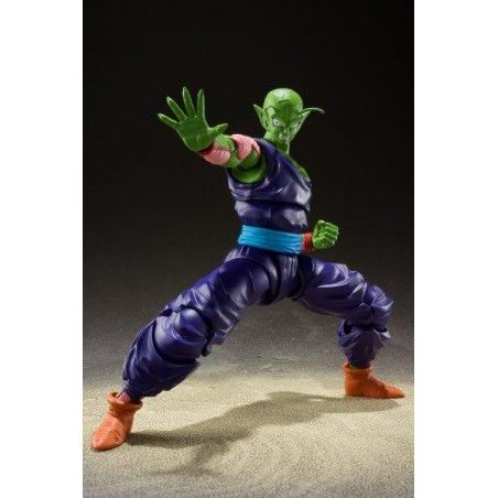 DRAGON BALL Z - PICCOLO THE PROUD NAMEKIAN S.H. FIGUARTS ACTION FIGURE