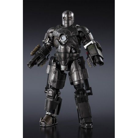 IRON MAN - BIRTH OF IRON MAN MARK I S.H. FIGUARTS ACTION FIGURE