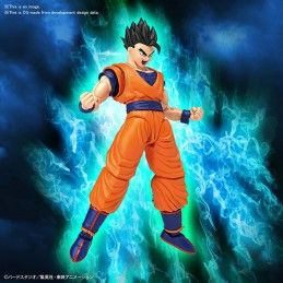 BANDAI DRAGON BALL Z FIGURE RISE - ULTIMATE SON GOHAN MODEL KIT ACTION FIGURE
