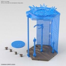 CUSTOMIZE SCENE BASE WATER FIELD VERSION FIGURE BANDAI