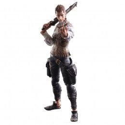 FINAL FANTASY XII 12 - BALTHIER PLAY ARTS ACTION FIGURE SQUARE ENIX