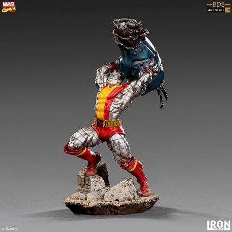 X-MEN - COLOSSUS (COLOSSO) BDS ART SCALE 1/10 STATUE 30CM FIGURE