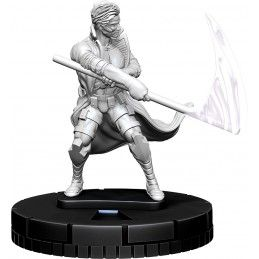 MARVEL HEROCLIX - X-MEN GAMBIT UNPAINTED MINIATURE FIGURE WIZKIDS