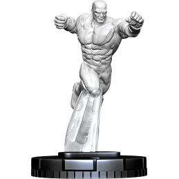MARVEL HEROCLIX - X-MEN COLOSSUS (COLOSSO) UNPAINTED MINIATURE FIGURE WIZKIDS