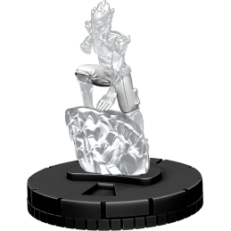 WIZKIDS MARVEL HEROCLIX - X-MEN ICEMAN UNPAINTED MINIATURE FIGURE