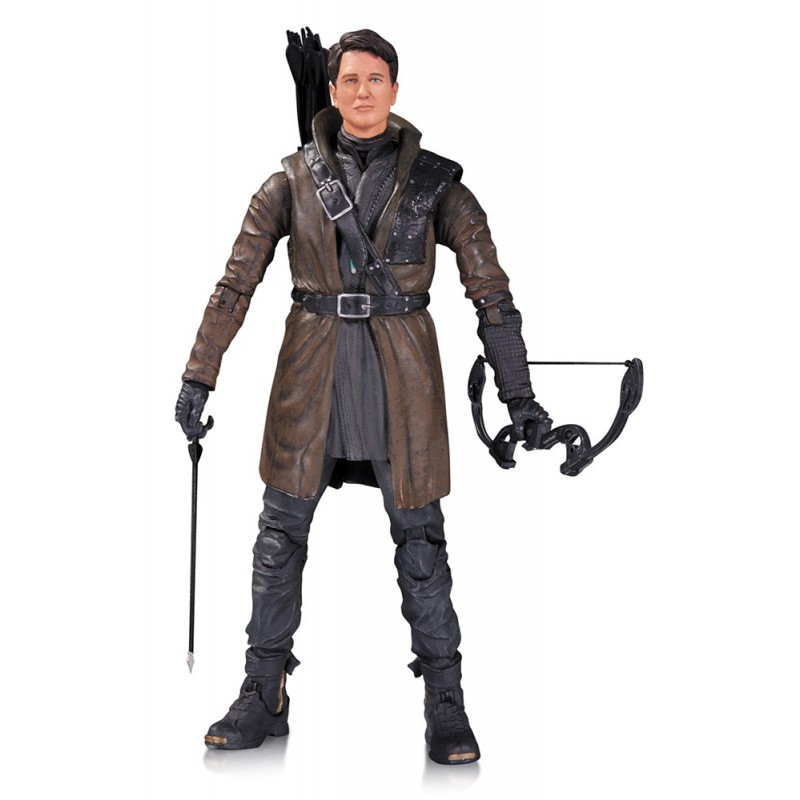ARROW SERIE TV - ARROW MALCOLM MERLYN ACTION FIGURE DC COLLECTIBLES