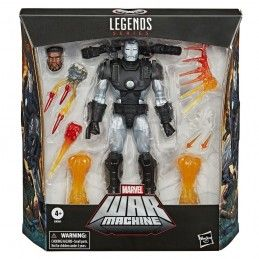 HASBRO MARVEL LEGENDS DELUXE - WAR MACHINE ACTION FIGURE