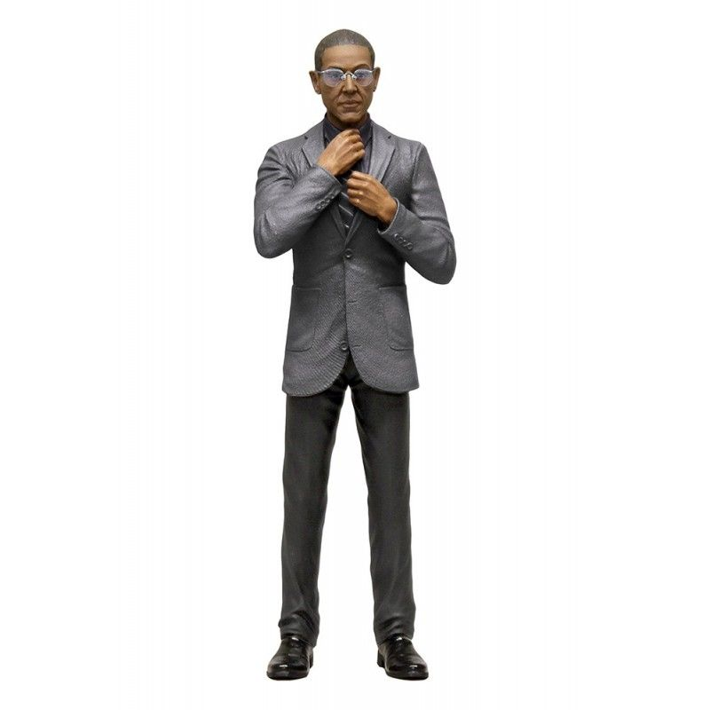 MEZCO TOYS BREAKING BAD GUS FRING ACTION FIGURE
