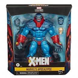 HASBRO MARVEL LEGENDS DELUXE - X-MEN APOCALYPSE (APOCALISSE) ACTION FIGURE
