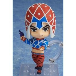 MEDICOS ENTERTAINMENT JOJO'S BIZARRE ADVENTURES - GUIDO MISTA NENDOROID ACTION FIGURE