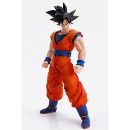 DRAGON BALL Z - SON GOKU IMAGINATION WORKS 18CM ACTION FIGURE BANDAI