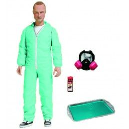 BREAKING BAD JESSE PINKMAN ACTION FIGURE IN BLISTER MEZCO TOYS