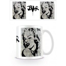 PYRAMID INTERNATIONAL MARILYN MONROE BY LOUI JOVER CERAMIC MUG TAZZA IN CERAMICA