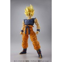 BANDAI MG MASTER GRADE DRAGON BALL Z - SUPER SAIYAN SON GOKU MODEL KIT ACTION FIGURE