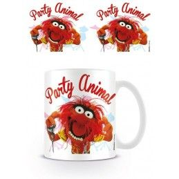 PYRAMID INTERNATIONAL MUPPETS PARTY ANIMAL CERAMIC MUG TAZZA IN CERAMICA