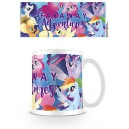 PYRAMID INTERNATIONAL MY LITTLE PONY CERAMIC MUG TAZZA IN CERAMICA