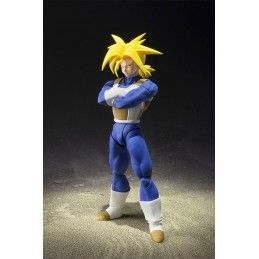 DRAGON BALL Z TRUNKS SUPER SAIYAN S.H. FIGUARTS ACTION FIGURE