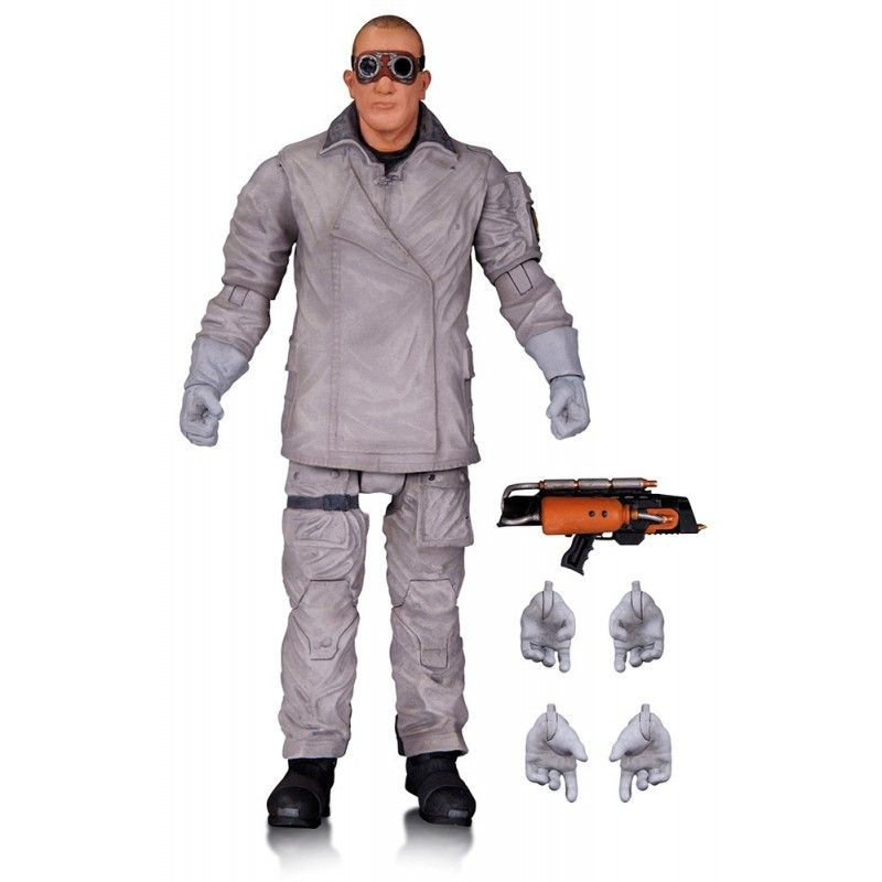 THE FLASH SERIE TV - HEAT WAVE ACTION FIGURE DC COLLECTIBLES