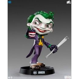 THE JOKER MINICO FIGURE 14CM STATUE IRON STUDIOS