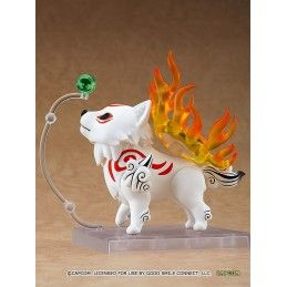 GOOD SMILE COMPANY OKAMI AMATERASU NENDOROID ACTION FIGURE