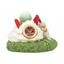 PRINCESS MONONOKE - ON THE SUN'S MASK 7CM OROLOGIO BENELIC