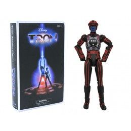 TRON DELUXE VHS FIGURE BOX SDCC 2020 ACTION FIGURE DIAMOND SELECT