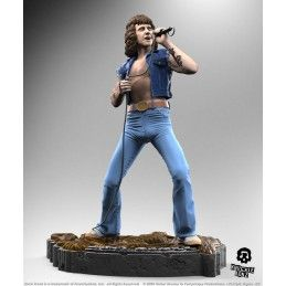 KNUCKLEBONZ ROCK ICONZ - AC/DC BON SCOTT LIMITED EDITION STATUE 22 CM RESIN FIGURE