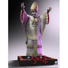ROCK ICONZ - GHOST PAPA NIHIL LIMITED EDITION STATUE 23 CM RESIN FIGURE KNUCKLEBONZ
