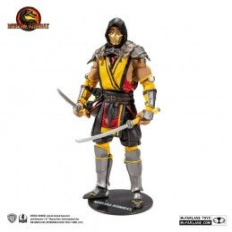 MC FARLANE MORTAL KOMBAT 11 - SCORPION 18CM ACTION FIGURE