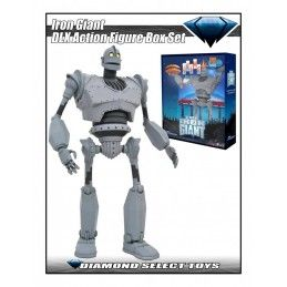DIAMOND SELECT IRON GIANT DELUXE BOX SDCC 2020 ACTION FIGURE