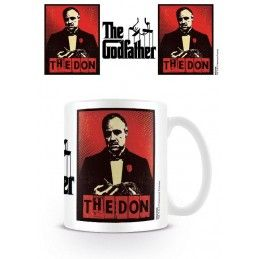 THE GODFATHER THE DON CERAMIC MUG TAZZA IN CERAMICA PYRAMID INTERNATIONAL