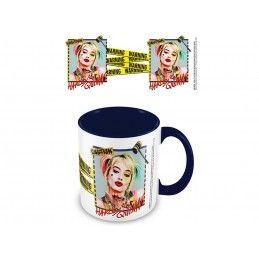 BIRDS OF PREY HARLEY QUINN MUG V2 TAZZA IN CERAMICA PYRAMID INTERNATIONAL