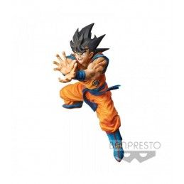 DRAGON BALL Z - SUPER KAMEHAMEHA SON GOKU 20CM STATUE FIGURE BANPRESTO