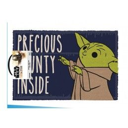 PYRAMID INTERNATIONAL STAR WARS MANDALORIAN PRECIOUS BOUNTY INSIDE DOORMAT ZERBINO TAPPETINO