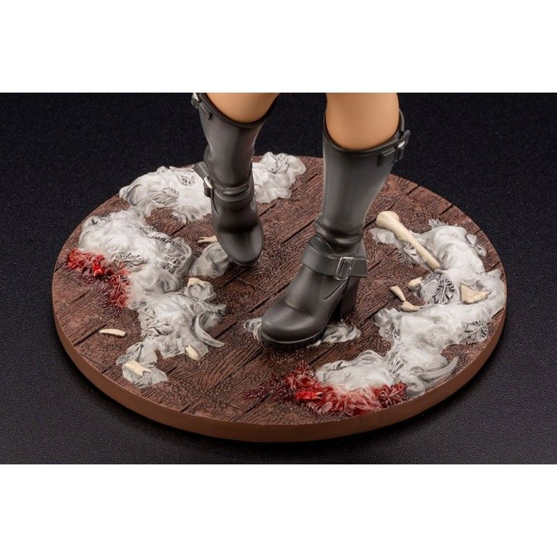 THE TEXAS CHAINSAW MASSACRE BISHOUJO - LEATHERFACE 1/7 22 CM STATUE FIGURE KOTOBUKIYA