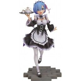 RE ZERO STARTING LIFE IN ANOTHER WORLD - REM STATUE 1/7 FIGURE GOOD SMILE COMPANY